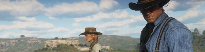 Red Dead Redemption 2 Tops UK Charts in 3rd Week