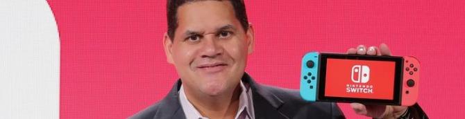 Former Nintendo Boss Has a Surprising New Gig