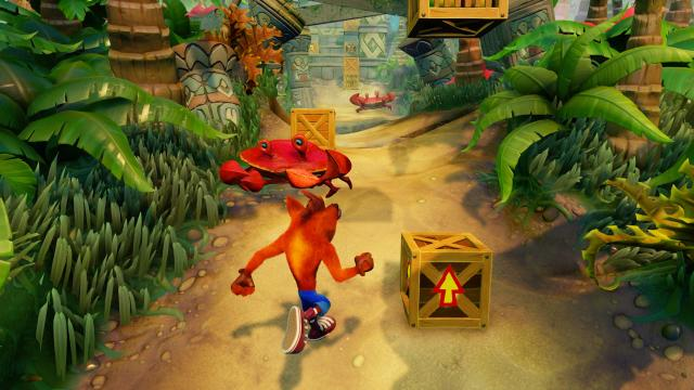 Crash N. Sane