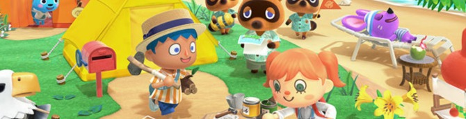 Report: Animal Crossing: New Horizons Had Biggest Launch Ever for a Switch Game in Japan