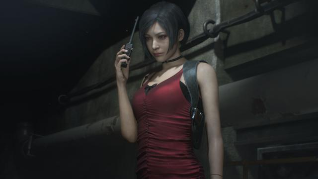 Resident Evil 2 on PC Supports 21:9 Ultra Wide Monitors