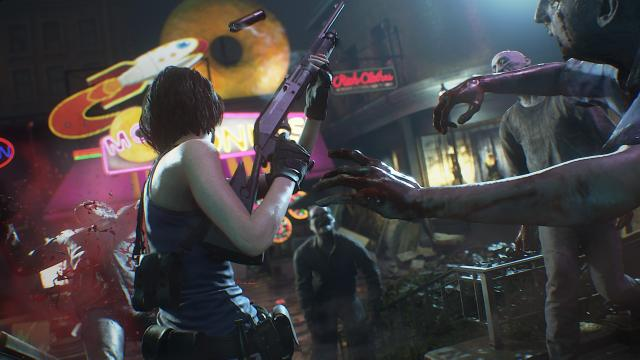 Capcom: Resident Evil 3 'Results Have Not Especially Deviated From Our Internal Sales Plan'