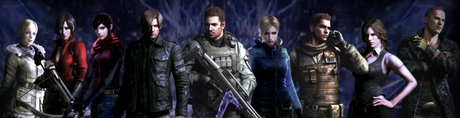 Resident Evil 6 Rated for PS4 and Xbox One
