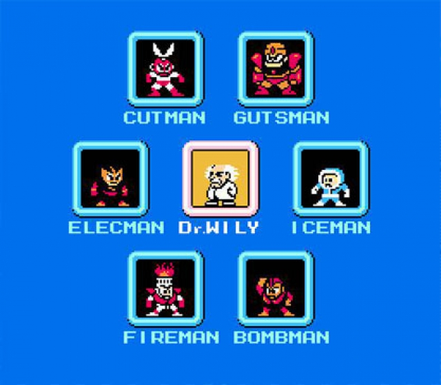 Look at all those dead robot masters!