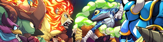Rivals of Aether: Definitive Edition Launches September 24 for Switch and PC
