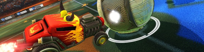 Rocket League Turns One, Sales Hit 6.2M Units Worldwide