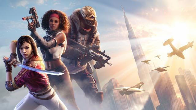 Rogue Company adalah Judul Peluncuran untuk Xbox Series X dan S.