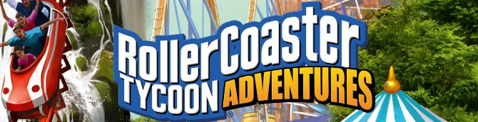 RollerCoaster Tycoon Adventures Out Now for the Epic Games Store