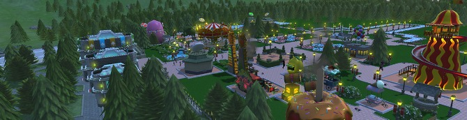RollerCoaster Tycoon Adventures Release Date Revealed for Switch