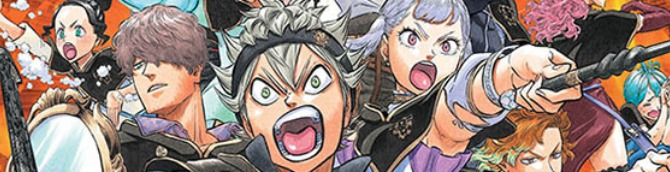RPG Black Clover: Fantasy Knights Announced