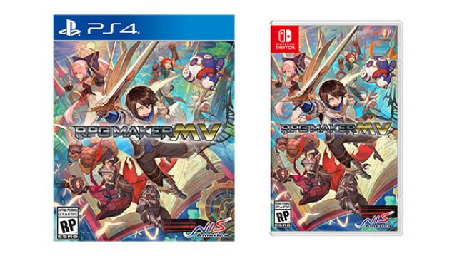 RPG Maker MV Listed for PS4 & Switch on Amazon Mexico - VGChartz