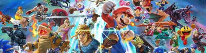 Rumor: Super Smash Bros  Ultimate Roster Leaked - VGChartz