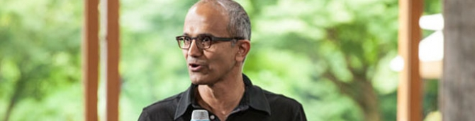 Rumour: Satya Nadella Set to Become Microsoft CEO