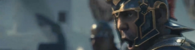 Ryse: Son of Rome Coming to PC This Fall With 4K Resolution