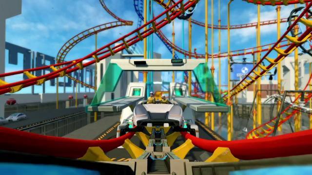 Coaster Park Tycoon Announced - VGChartz