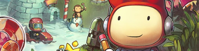 Scribblenauts Mega Pack Announced for Switch, PS4, Xbox One - VGChartz