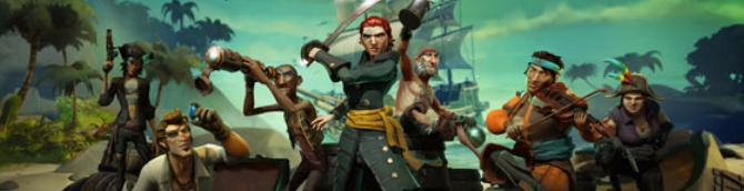 Sea of Thieves Gets Be More Pirate Trailer
