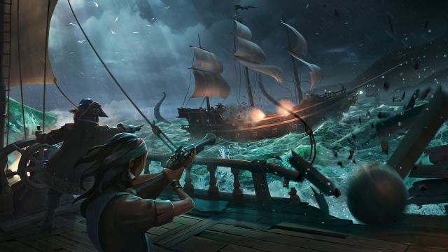 Sea of Thieves Now Supports 120 FPS on Xbox Series X