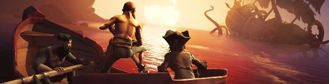 Sea of Thieves to Support Cross-Play