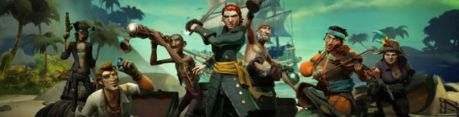 MS: Sea of Thieves is Our 'Fastest-Selling First-Party New IP of This Generation'