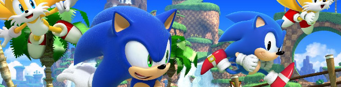 SEGA: Future Sonic Titles Will be More Like Classic Sonic Games