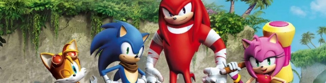 Sega Lays Off Employees in London, Sonic Boom Won't be Affected