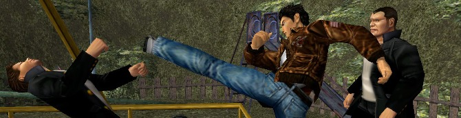 Shenmue I & II Screenshots Released