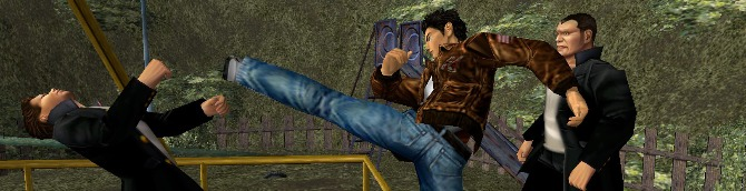 Shenmue I & II New Trailer Features Combat and Mini-Games