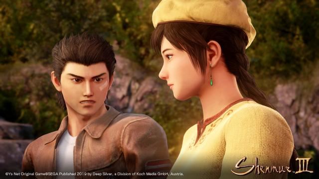 Shenmue III PC Specs Revealed, Requires 100 GB of Storage