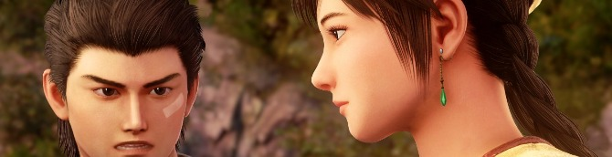 Shenmue III New Screenshots Released