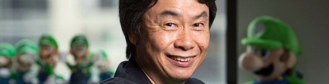 Shigeru Miyamoto Comments on Cloud Gaming