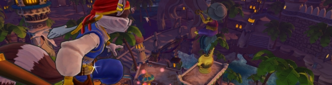 Sly Cooper: Thieves in Time Launch Trailer Released