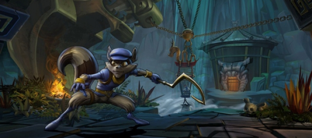 sly 4 back to the future