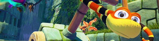Snake Pass Release Date Revealed