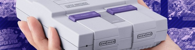 SNES Classic Tops 5.28 Million Units Sold Worldwide