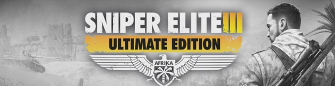 Sniper Elite 3 Ultimate Edition Lands on the Switch in 2019