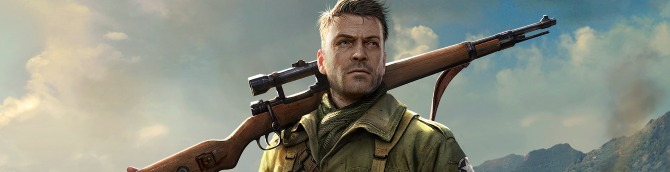 Sniper Elite 4 Launches for Switch in 2020