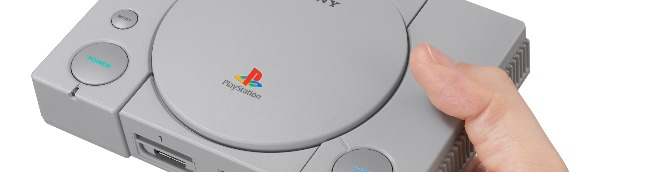 Sony Announces PlayStation Classic, Launches December 3