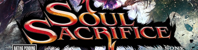 Soul Sacrifice Release Dates: April 30th for NA, May 1st for EU
