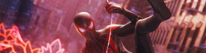 Spider-Man: Miles Morales Beats Biomutant to Top the UK Charts
