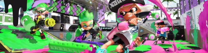 Splatoon 2 Sells an Estimated 1.1 Million Units First Week at Retail