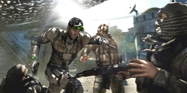 Splinter Cell Retrospective  7