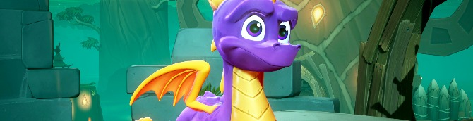 Spyro Reignited Trilogy Gameplay Video Released