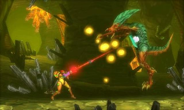 Samus Returns boss