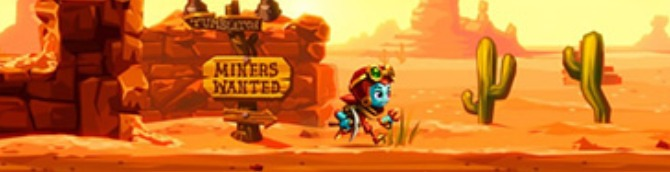SteamWorld Dig 2 Launches for 3DS on February 22