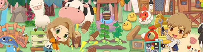 Story of Seasons: Pioneers of Olive Town Tops the Japanese Charts, Switch Sells 78,000 Units