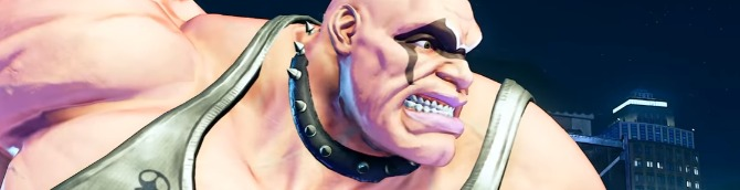 Street Fighter V Abigail DLC Coming July 25