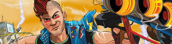 Sunset Overdrive Rated for PC in Korea