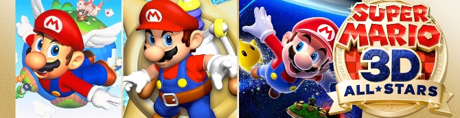 Super Mario 3D All-Stars Debuts at the Top of the EMEAA Charts