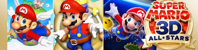 Super Mario 3D All-Stars Debuts at the Top of the Italian Charts
